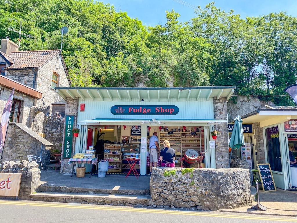 Cheddar Gorge Shops