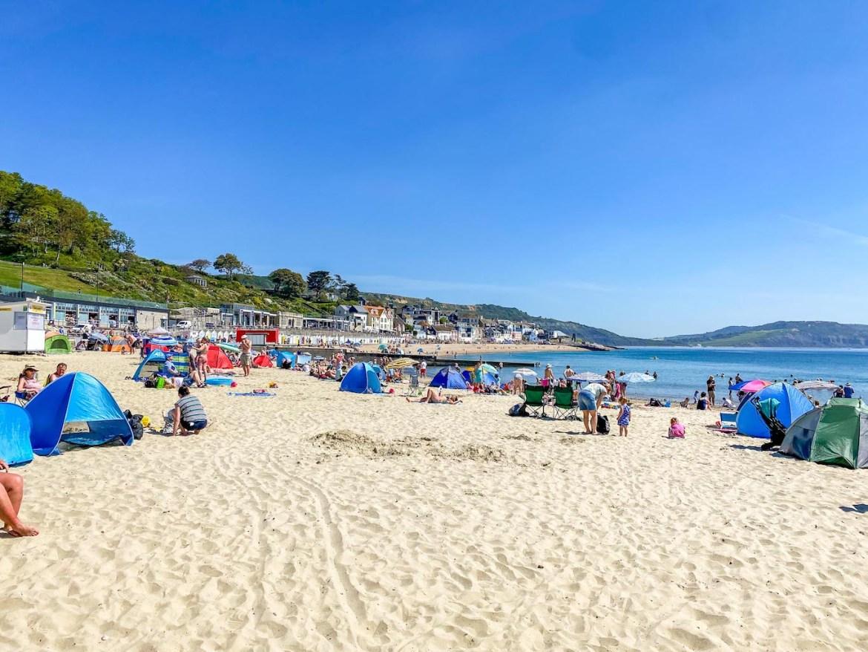 Things to do in Lyme Regis, Lyme Regis Sand Beach