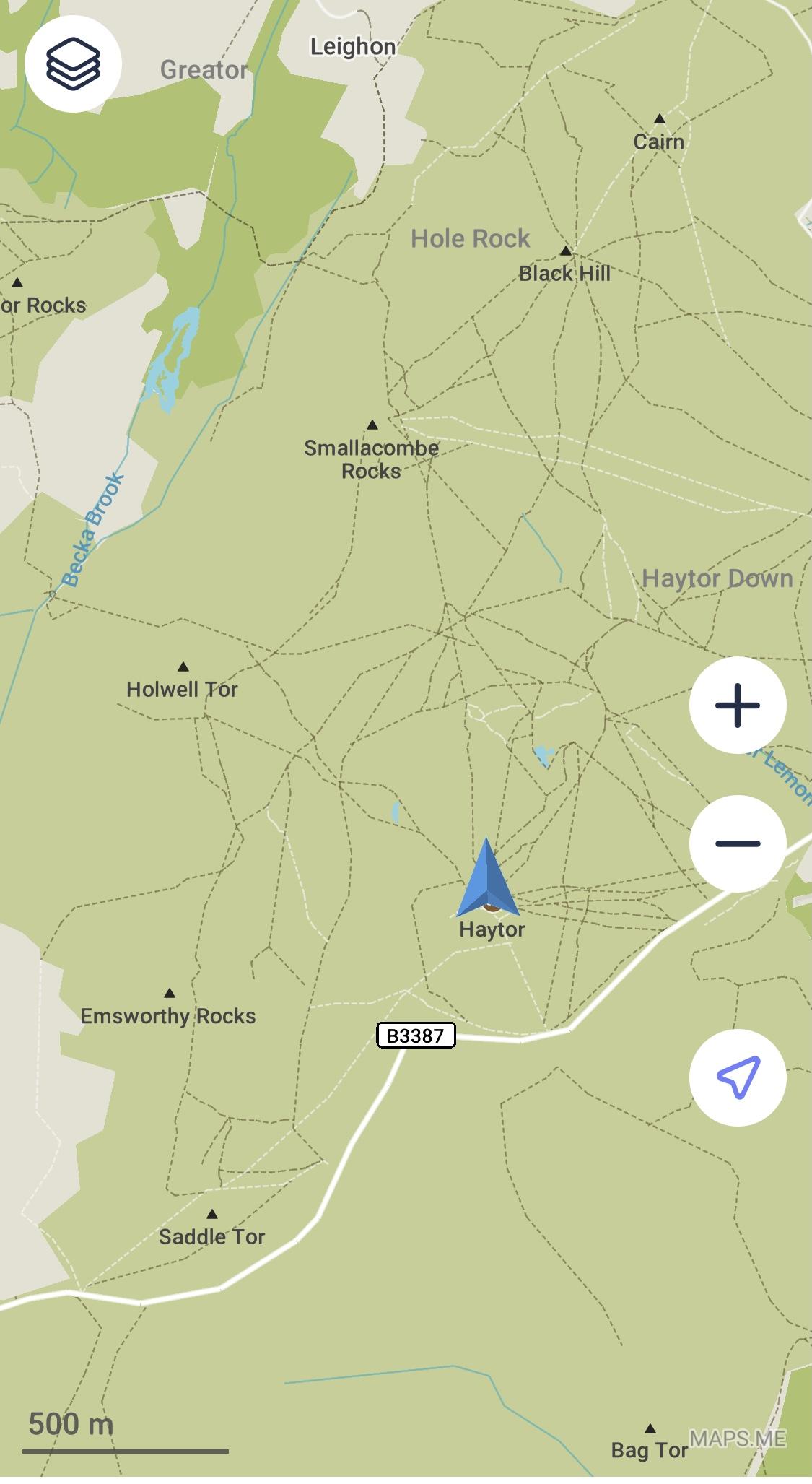 Dartmoor Footpaths