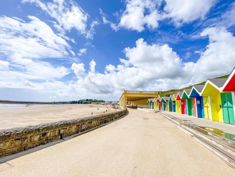 One Day in Cardiff, Barry Island Beach