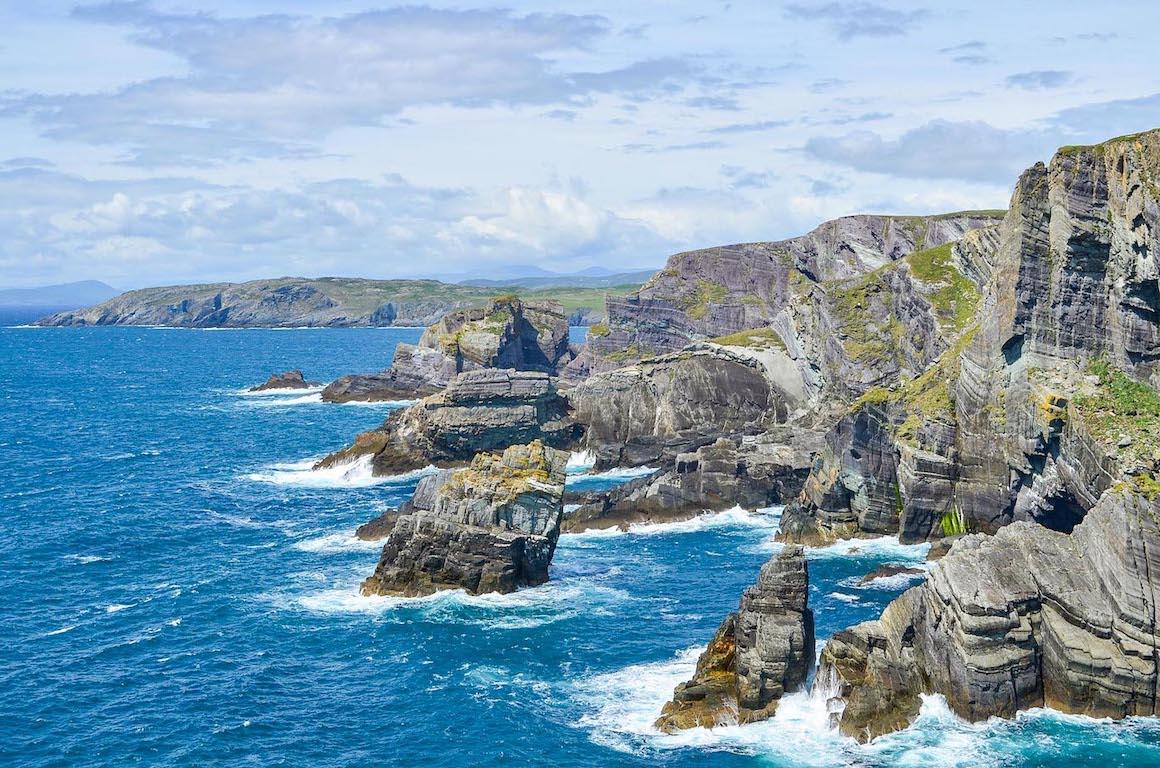 Wild Atlantic Way Route