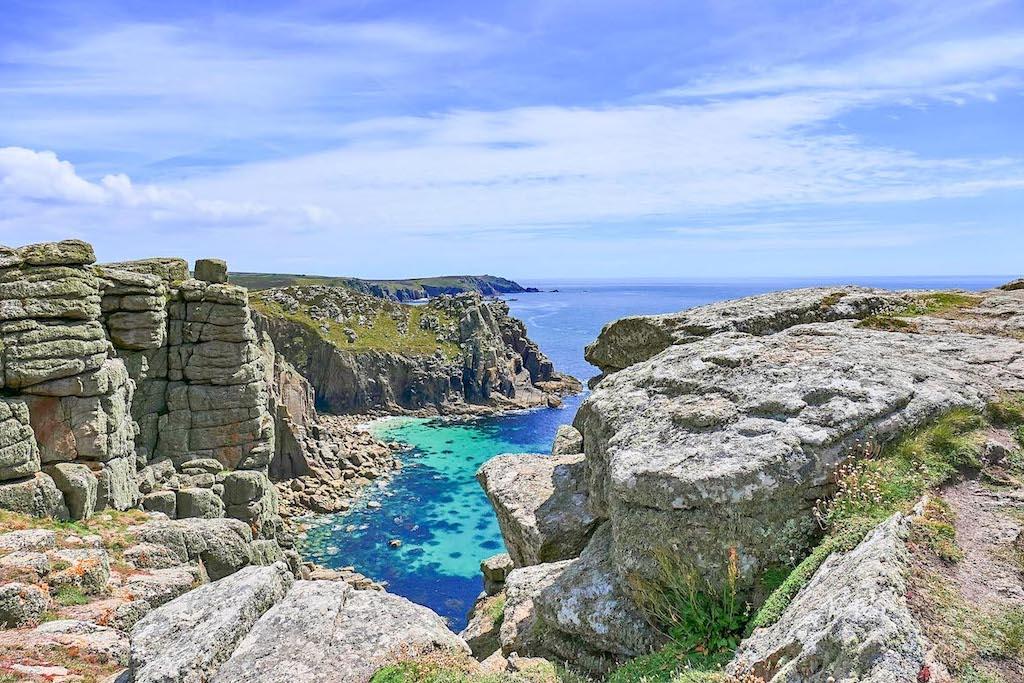 Cornwall Road Trip Lands End2