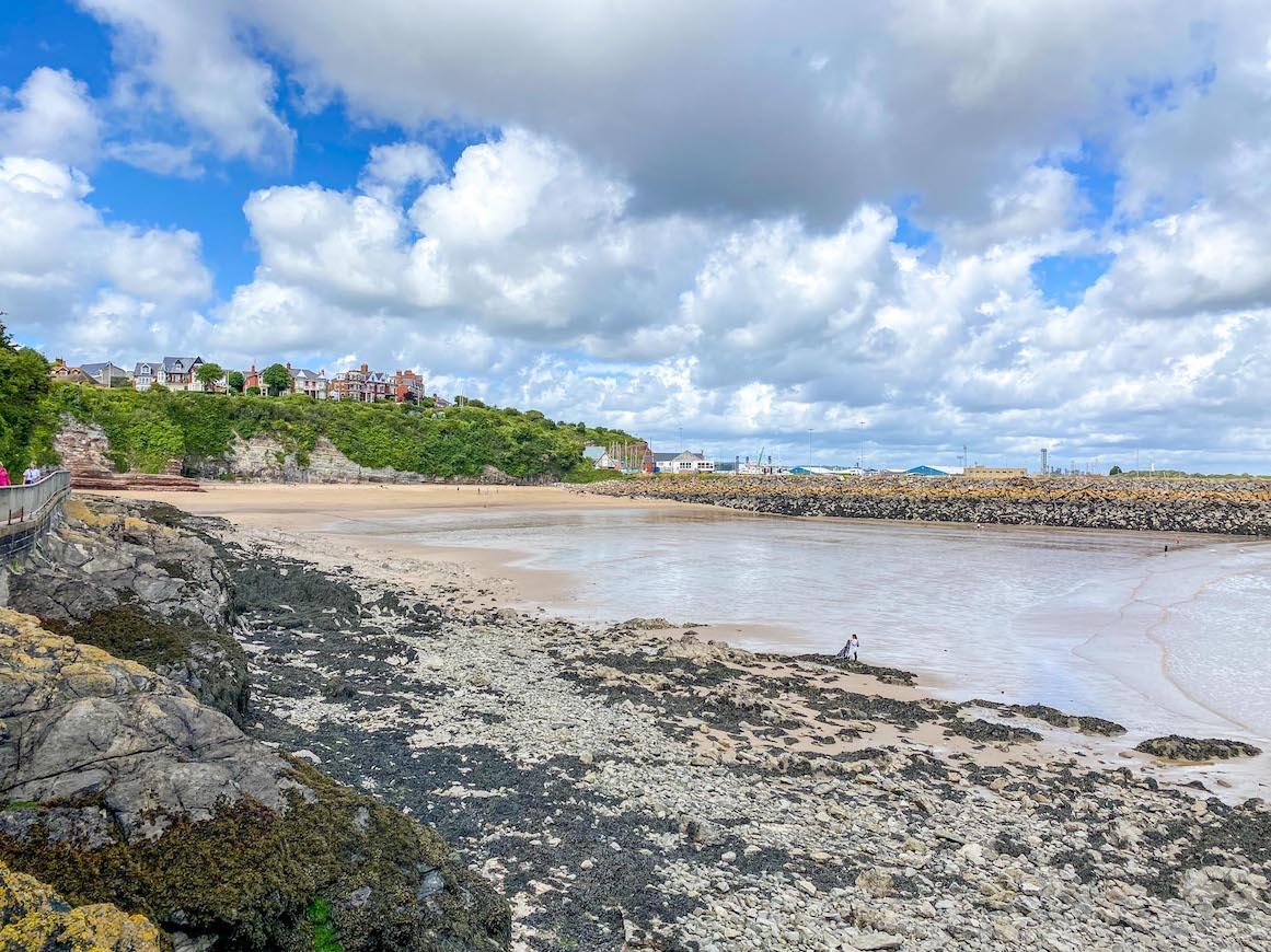 beaches near Cardiff, Jackson's Bay