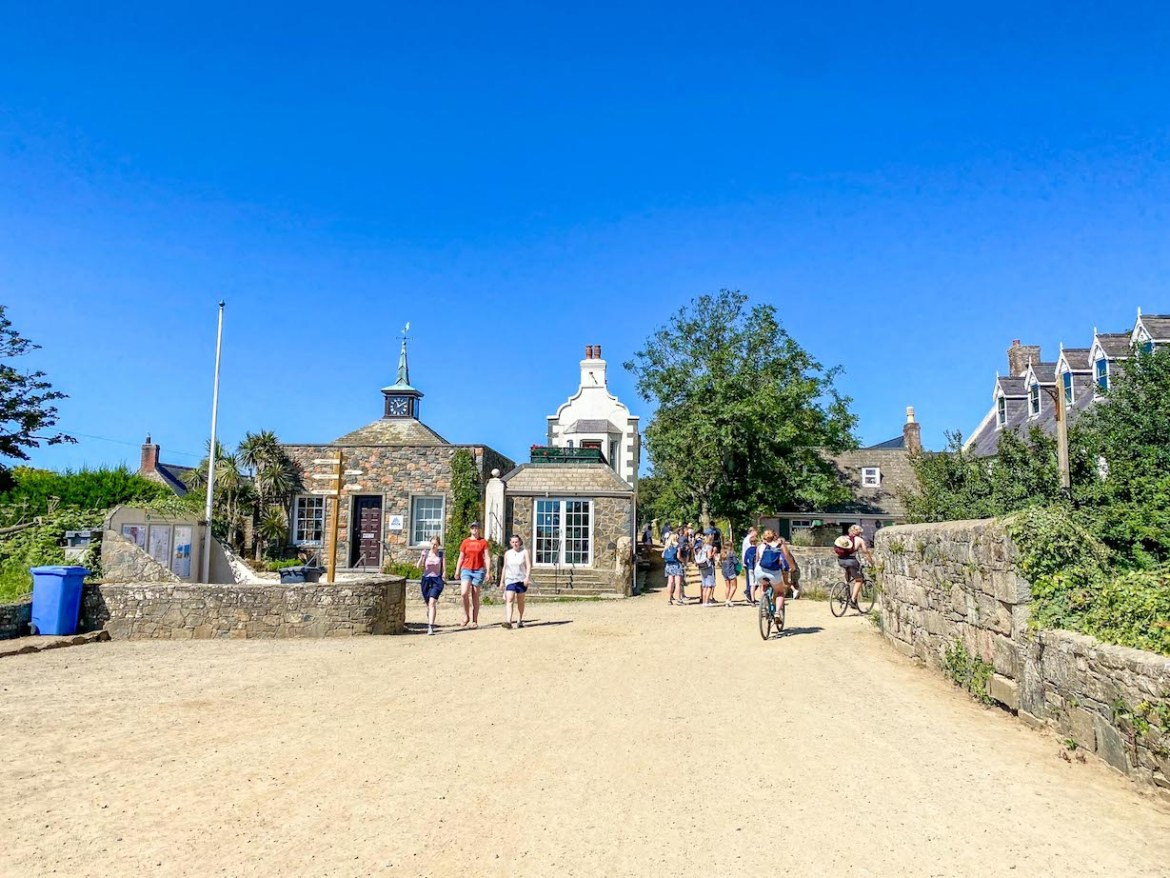 Things to do on Guernsey, Sark Town