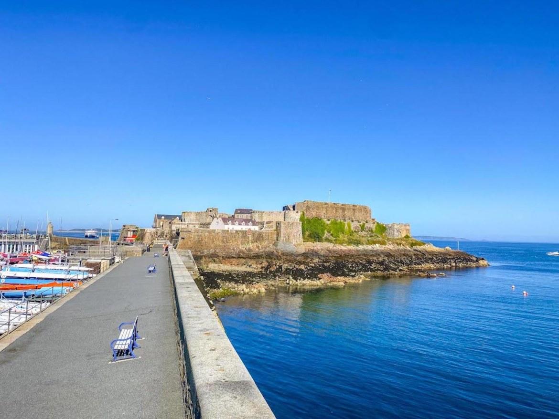 Guernsey itinerary, Castle Cornet