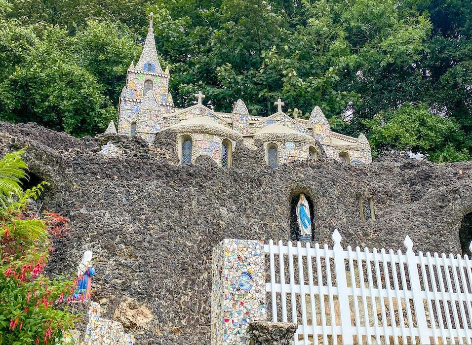 Guernsey itinerary, Little Chapel