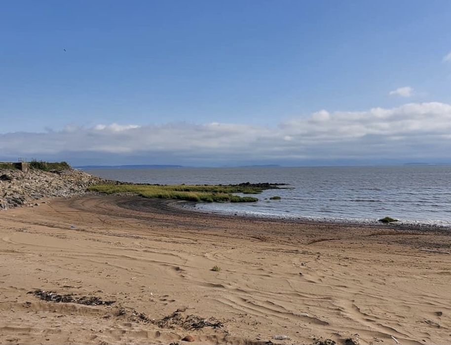 beaches in Cardiff, Splott Beach