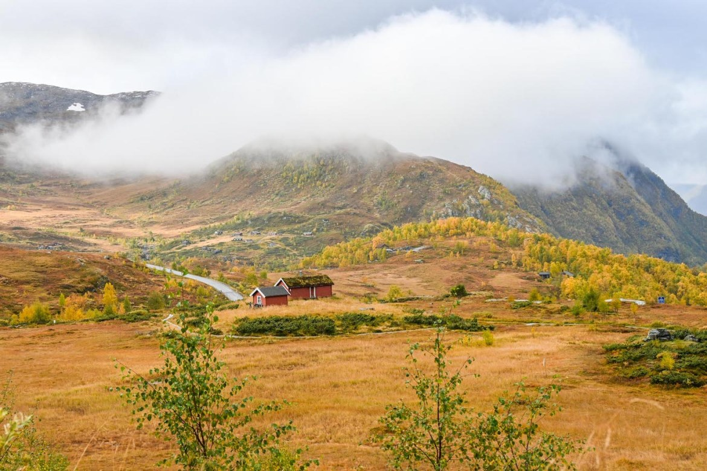 Norway road trip, Jotunheimen National Park in Autumn