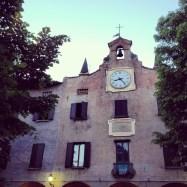 La parte superiore del Borgo