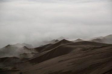 il mare di sabbia