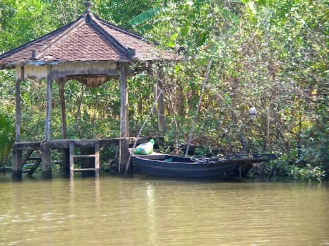 A romantic relic of Viet Nam's colonial past, or a romantic re-creation?