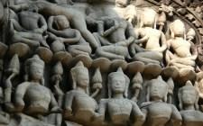 Deep Reliefs, Angkor Wat