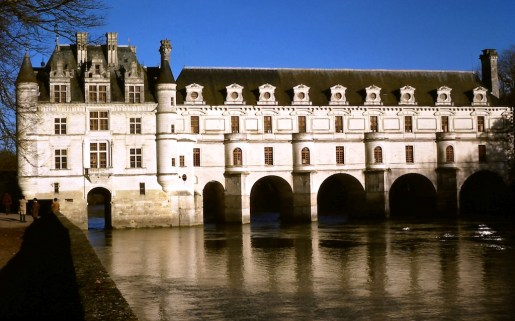 The Arches of Chenenceau Chateau