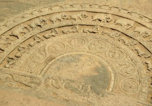 "Ancient ""Moonstone"" Polonnaruwa"