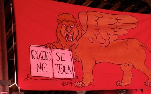 Rialto No Se Toco - Hands off our Rialto!