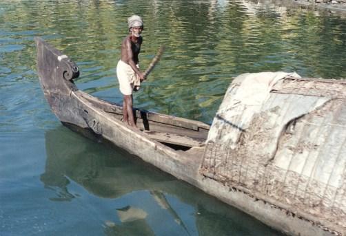 Backwaters Bargeman