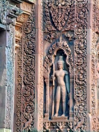 Banteay Bas Relief 6