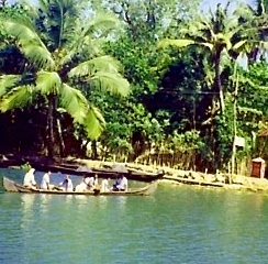 Life on the Backwaters - Traghetto