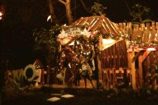 Christmas Creche Competition 2