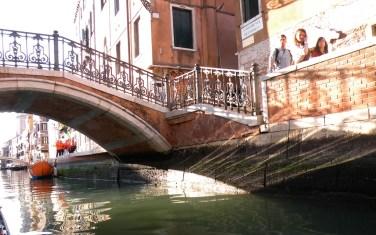Sunspangled bridge - San Barnaba