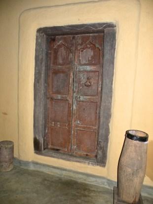 Bathroom Door - a smaller version