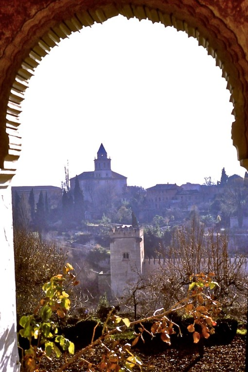 The Alhambra from the Generalife (1976)