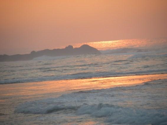 Sunrise, Thalpe