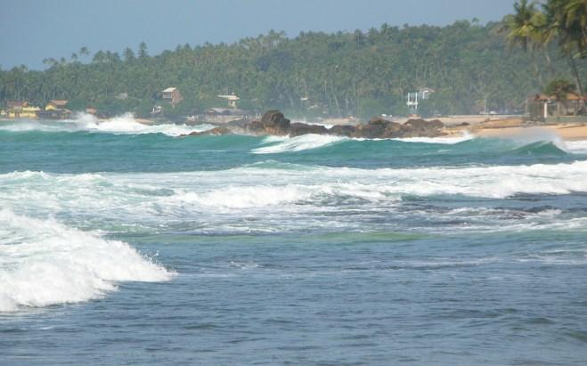 Unawatuna Bay