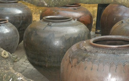 Fulsomly Curved Pots