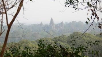 Through the Mist - Angkor Wat