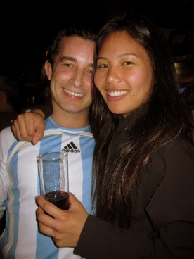 Smile if you support Argentina Futbol!