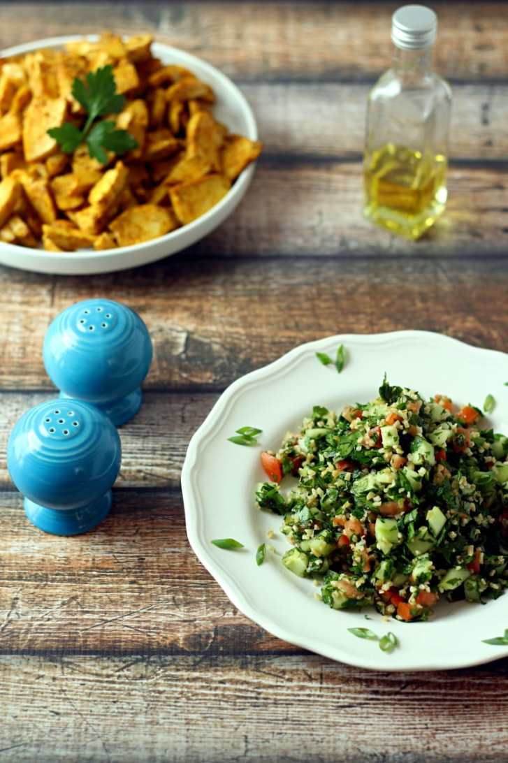 Tabbouleh Salad Wanderlust Kitchen
