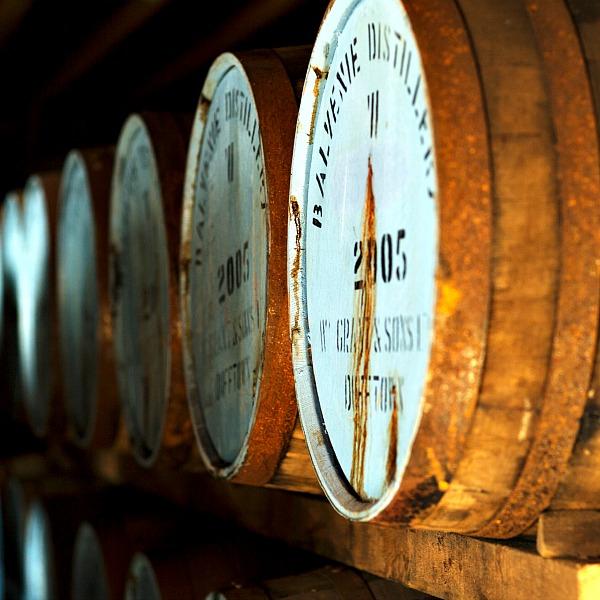 Balvenie Barrels