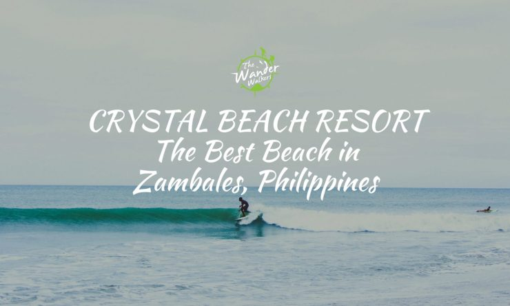 Why Crystal Beach Is The Best Beach in Zambales