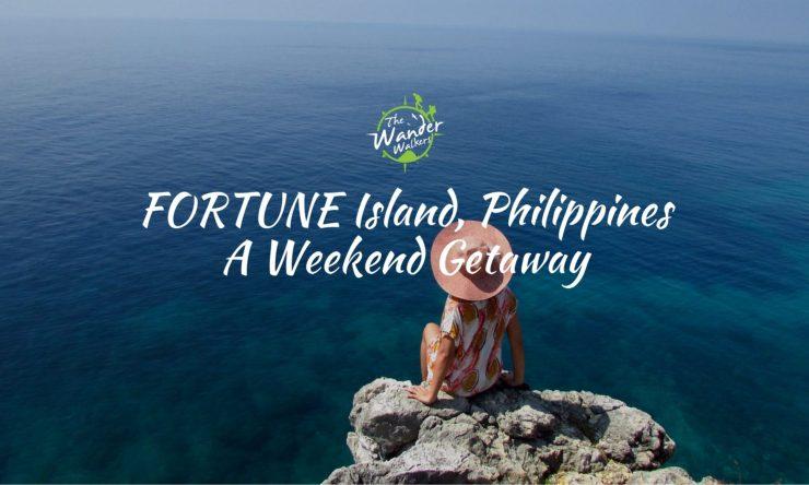 Beauty in Isolation – Fortune Island, Nasugbu
