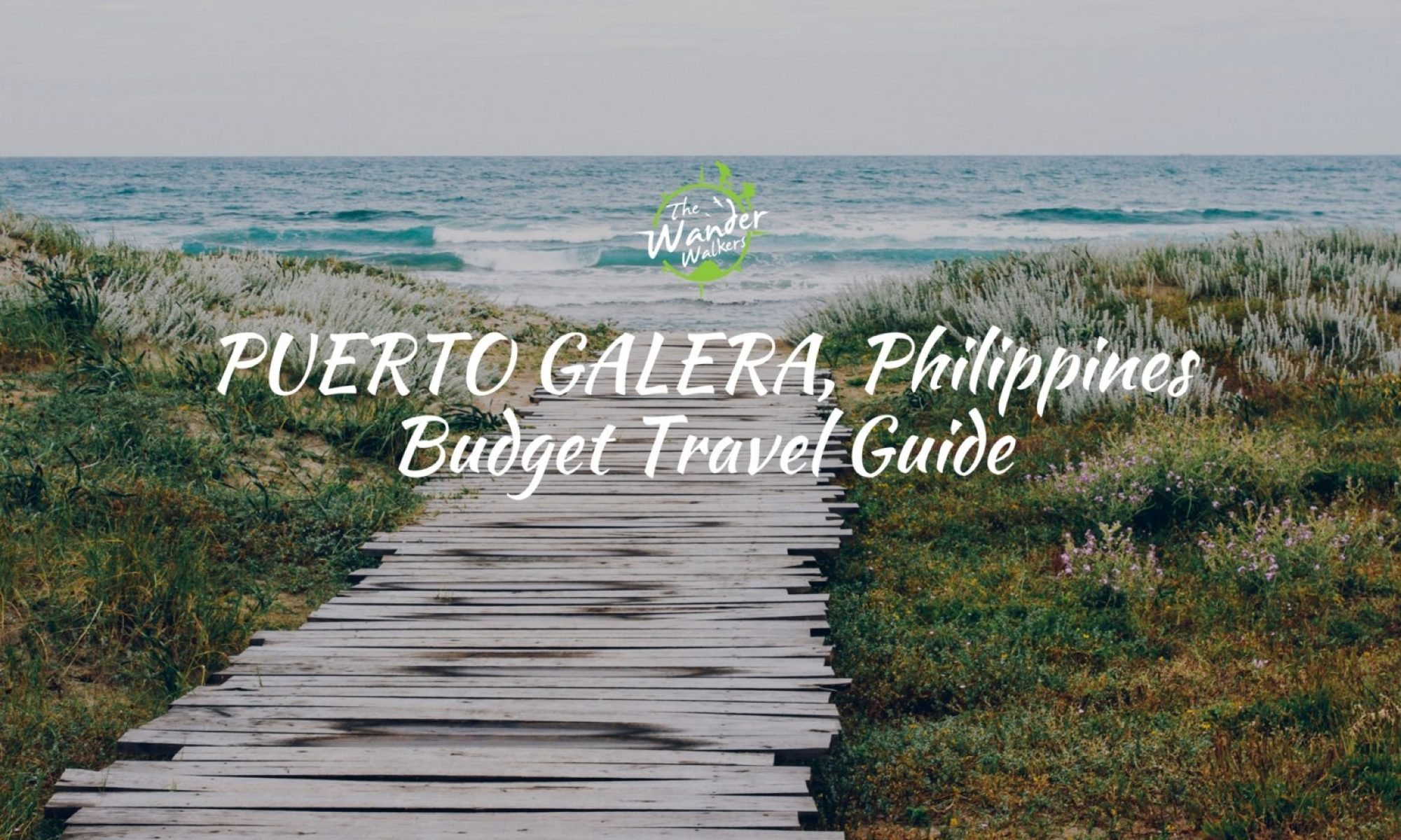 Puerto Galera budget Guide