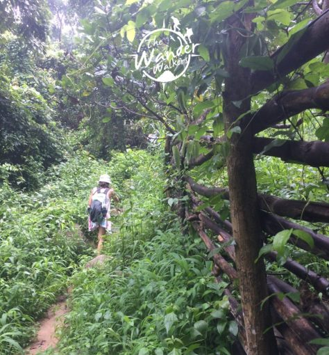 Chua Chan Mountain Trail