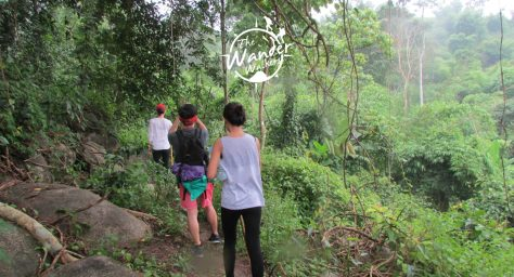 Chua Chan Mountain Trail