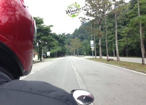 Driving the fastest and safest way :) #Rider