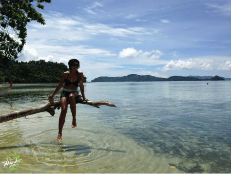 German Island, Port Barton - Backpacking Palawan