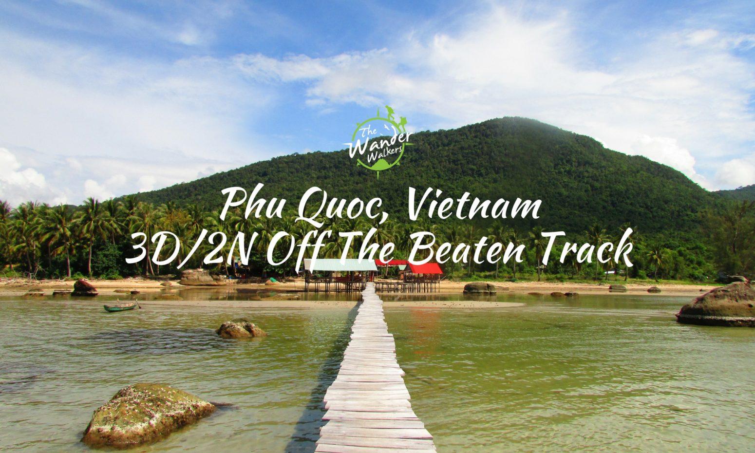 phu quoc vietnam itinerary