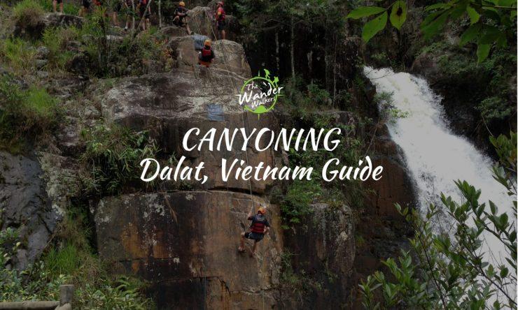 Dalat Canyoning, Vietnam: Weekend Adrenaline Rush