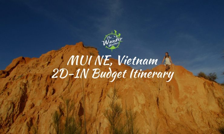 Mui Ne on A Budget 2D/1N (Complete DIY Guide)