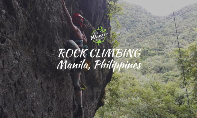 Rock Climbing In The Philippines