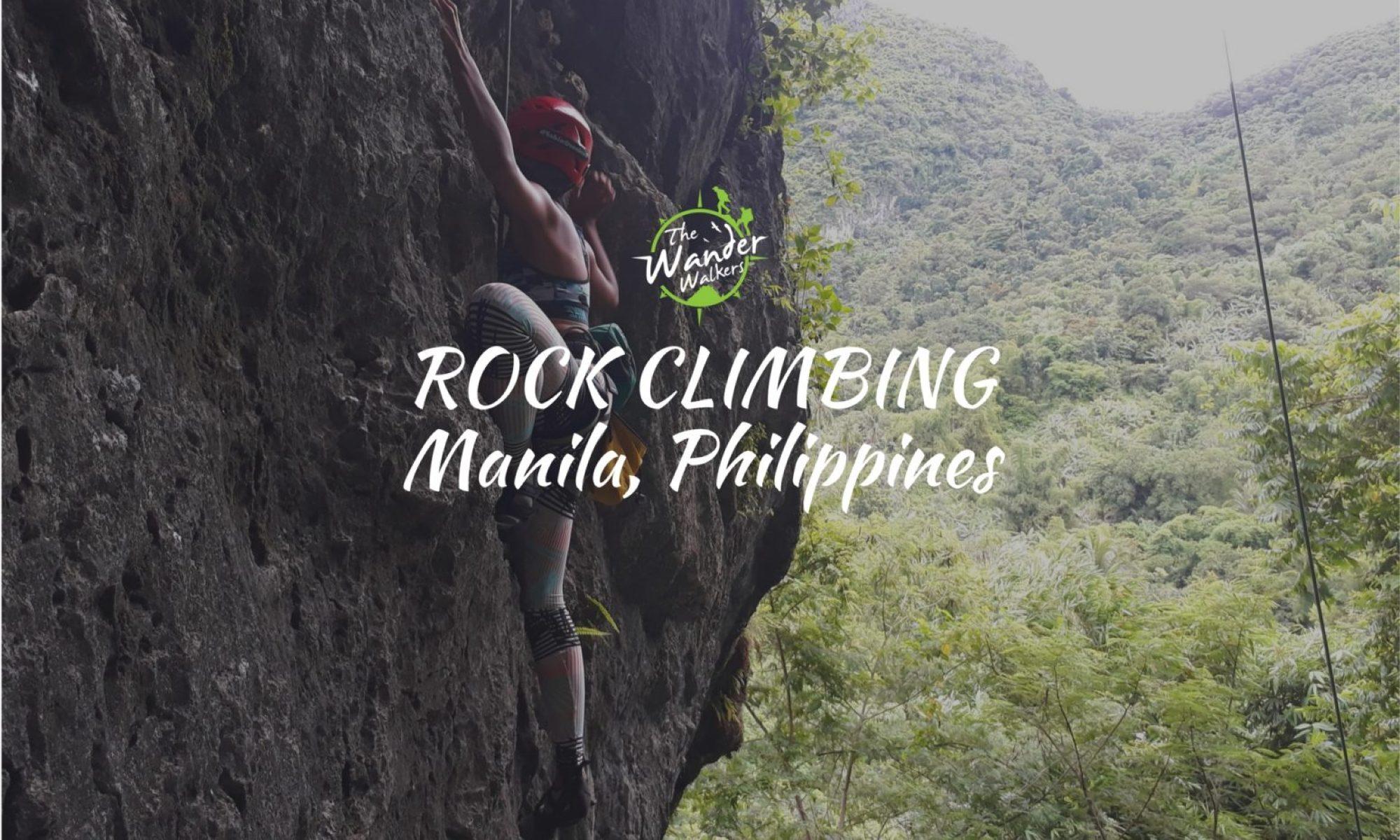 rock climbing manila