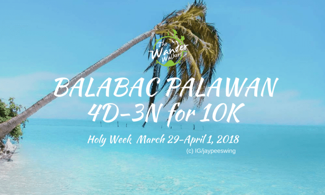 Balabac Palawan: Visit Before It's Gone