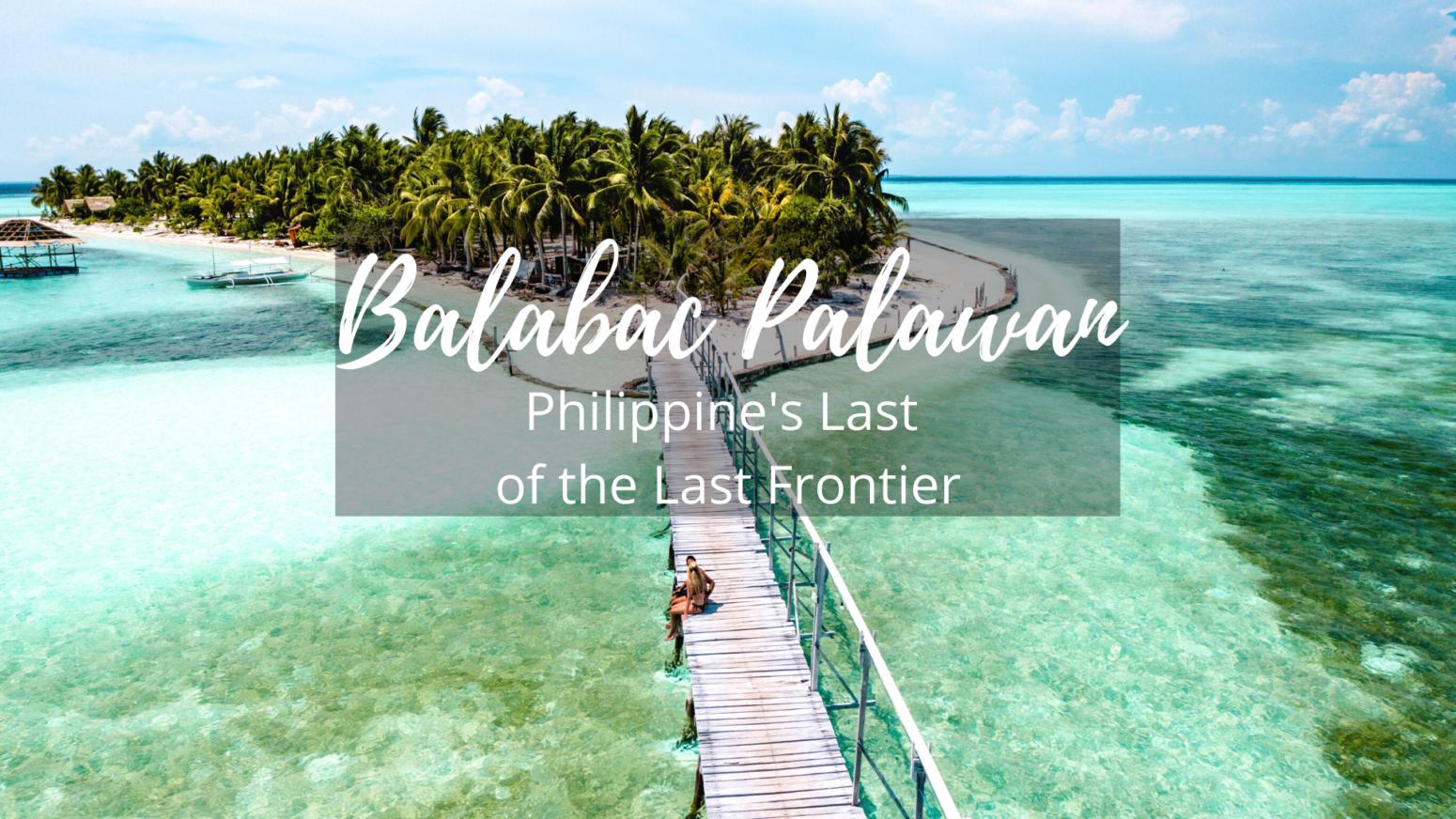 Balabac Palawan Philippines