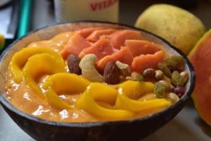 Le Voyage Vegan Breakfast