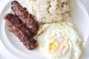Le Voyage Coron Filipino Breakfast