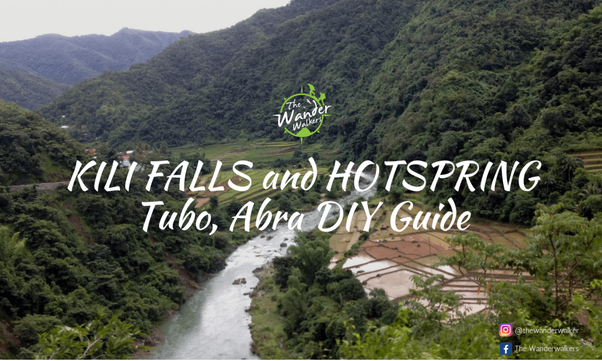 Kili Falls and Hotspring, Tubo Abra Complete DIY Guide